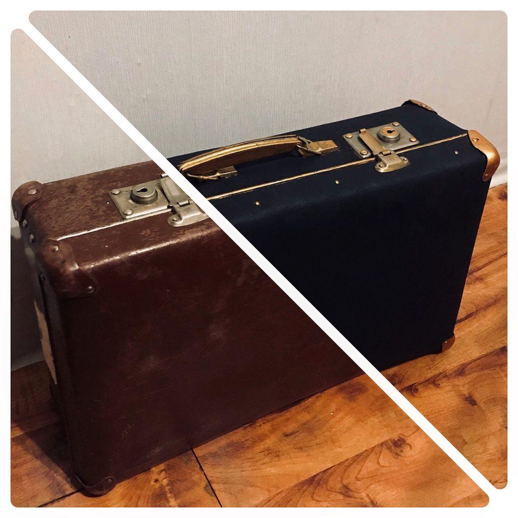 Обновление чемодана